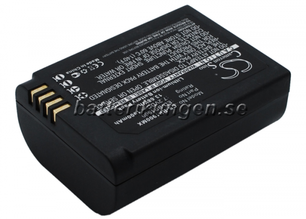 Batteri til Samsung som ersätter ED-BP1900