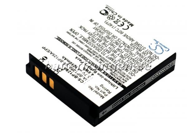 Batteri til Samsung som ersätter IA-BP125A mfl