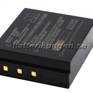 Batteri til Leica som ersätter BP-DC8 mfl