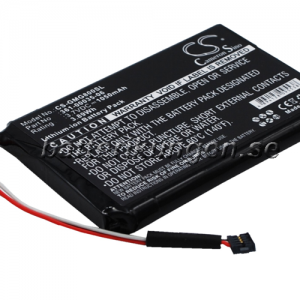 Batteri til Garmin Approach G8  - 1.050 mAh