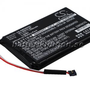 Batteri til Garmin Approach G8  - 1.050 mAh