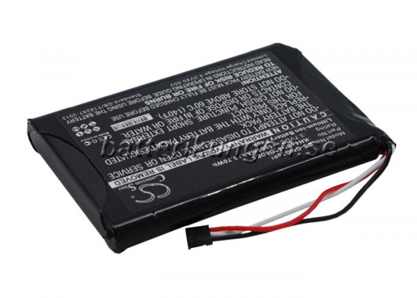 Batteri til Garmin Approach G7 - 1.000 mAh