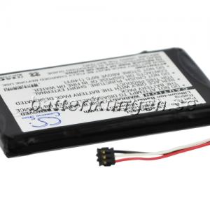 Batteri til Garmin Approach G6 - 1.000 mAh