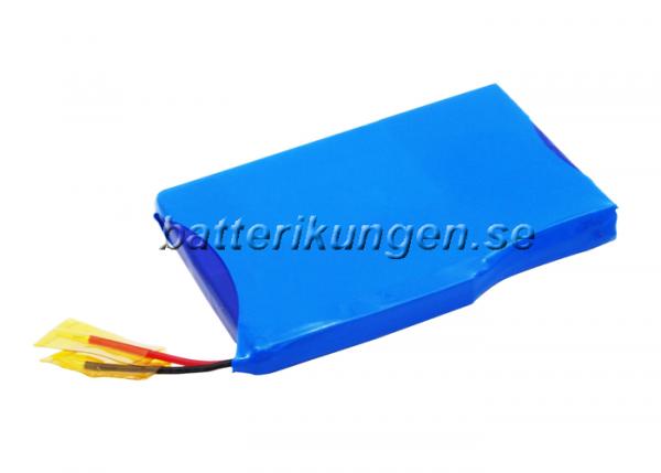 Batteri til Garmin Foretrex 101 mfl - 700 mAh