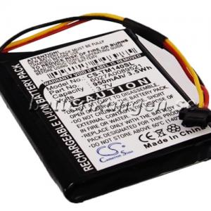 Batteri til TomTom GO 600 mfl