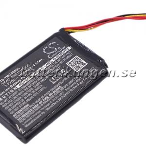 Batteri til TomTom GO 5100 mfl