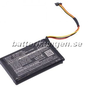 Batteri til TomTom GO 510 mfl