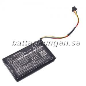 Batteri til TomTom GO 610 mfl