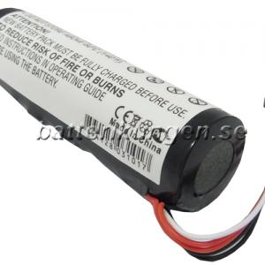 Batteri til Navigon Transonic 5000 mfl