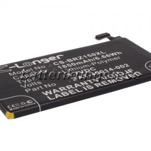 Batteri til BlackBerry Z15 - 1.800 mAh