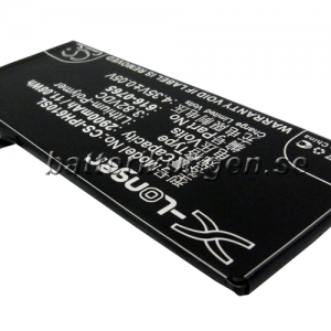Batteri til Apple iPhone 6 Plus mfl - 2.900 mAh