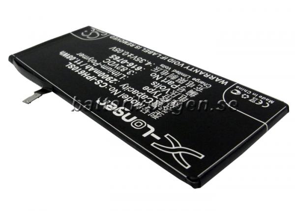 Batteri til Apple iPhone 6 Plus mfl - 2.900 mAh