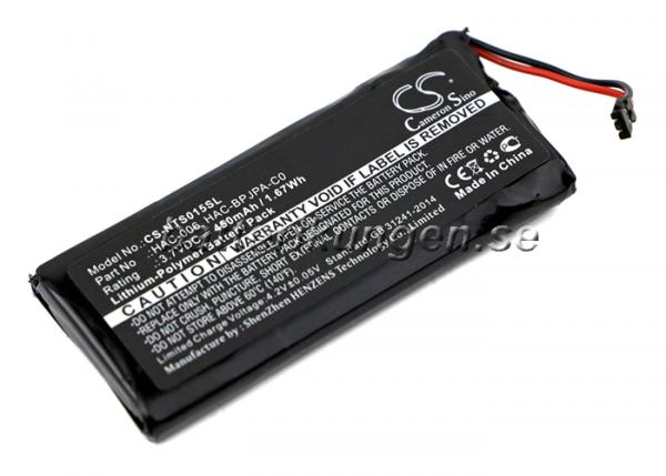 Batteri til Nintendo Switch Controller - 1.800 mAh