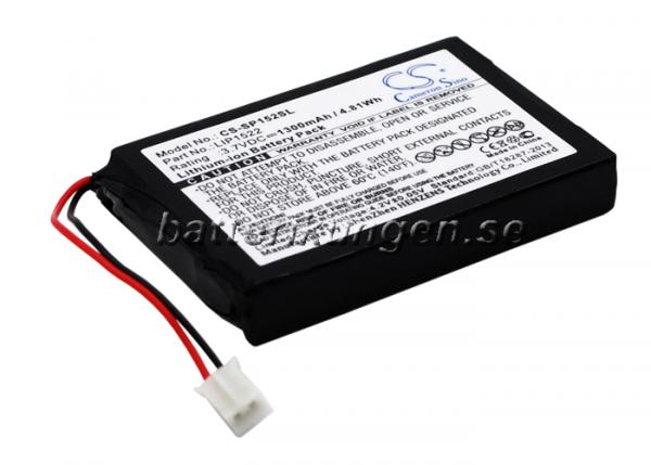 Batteri til Sony Dualshock 4 - 1.300 mAh