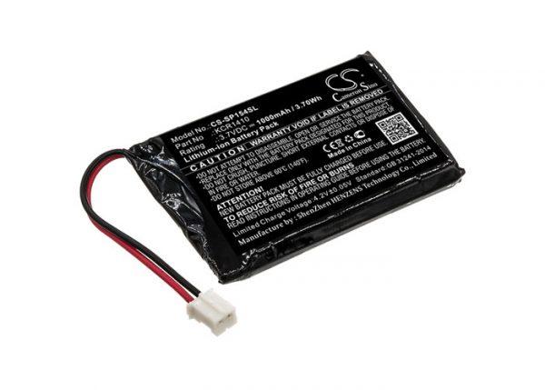 Batteri til Sony PlayStation 4 - 1.900 mAh