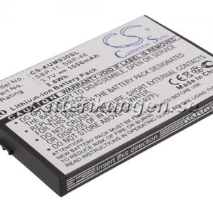 Batteri til Asus M930 mfl - 1.050 mAh
