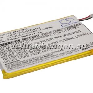 Batteri til ZTE Grand S mfl - 1.100 mAh