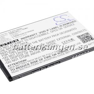 Batteri til ZTE Blade L3 - 2.000 mAh
