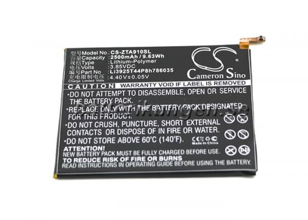 Batteri til ZTE Blade A910 mfl - 2.500 mAh
