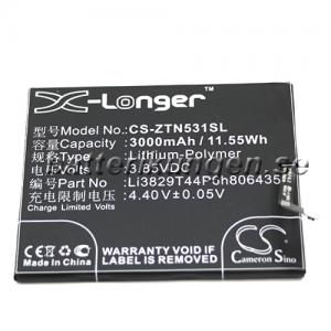 Batteri til ZTE Nubia Z11 mfl - 3.000 mAh
