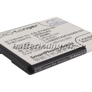 Batteri til ZTE Blade G mfl - 2.000 mAh