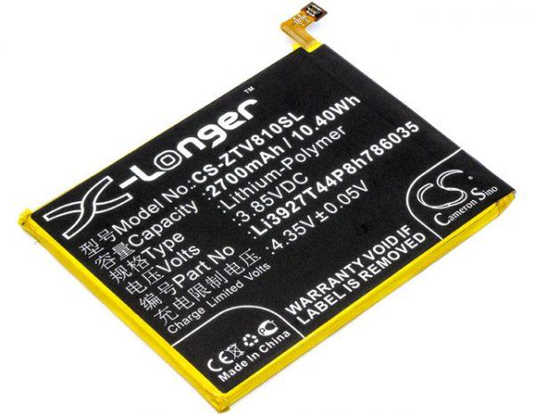 Batteri til ZTE Blade V8 mfl - 2.700 mAh