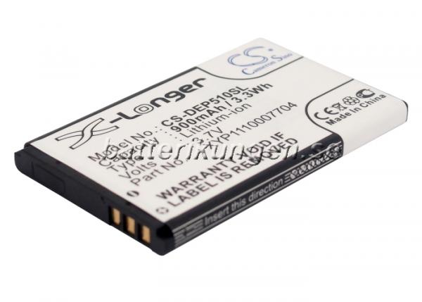 Batteri til Doro PhoneEasy 510 mfl