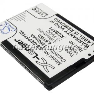 Batteri til Doro Primo 57 mfl
