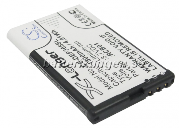 Batteri til Doro Primo 365 mfl