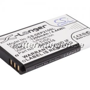 Batteri til Doro Primo 215 mfl