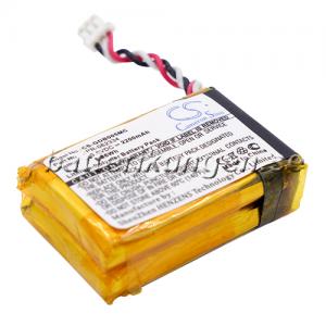 Batteri til GoPro Hero HWBL1 mfl - 2.200 mAh