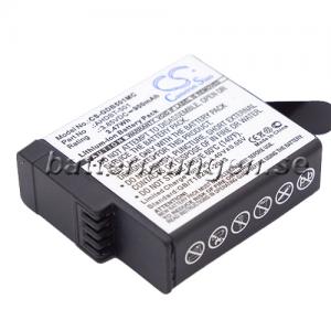 Batteri til GoPro Hero 5 mfl - 900 mAh