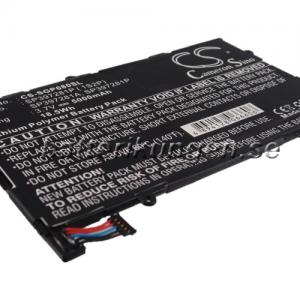 Batteri til Samsung Galaxy Tab 7.7 - 5.000 mAh