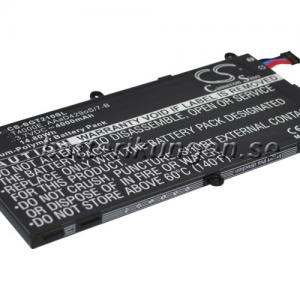 Batteri til Samsung Galaxy Tab 3 7.0 - 4.000 mAh