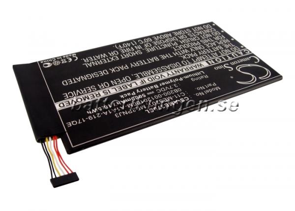 Batteri til Asus Transformer Pad mfl - 5.000 mAh