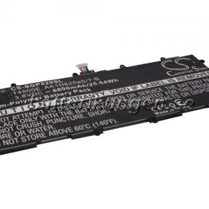 Batteri til Samsung GT-P5210 mfl - 6.800 mAh