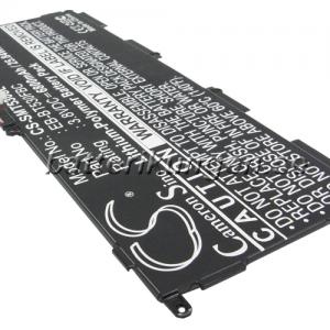 Batteri til Samsung Galaxy Tab4 10.1 mfl - 6.000 mAh