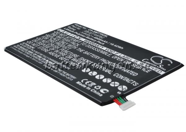 Batteri til Samsung Galaxy Tab S 8.4 mfl  - 4.900 mAh