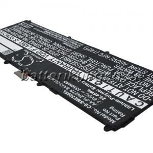 Batteri til Samsung XE300TZC mfl  - 4.900 mAh