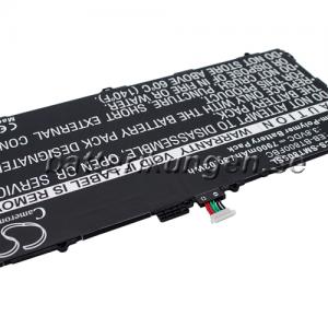 Batteri til Samsung Galaxy Tab S 10.5 mfl  - 7.900 mAh