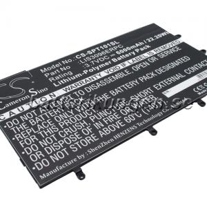 Batteri til Sony Xperia Tablet Z 10.1 mfl - 6.000 mAh