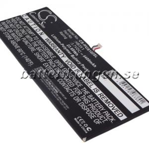 Batteri til Huawei MediaPad 10 Link mfl - 6.400 mAh