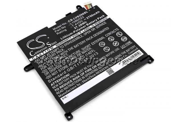 Batteri til Lenovo IdeaPad P1 mfl - 3.700 mAh