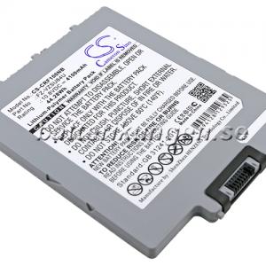 Batteri til Panasonic Toughpad FZ-G1 - 4.100 mAh