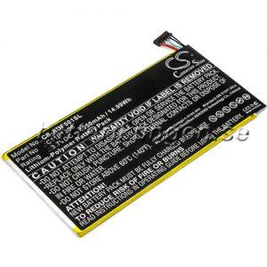 Batteri til Asus Transformer Pad TF501T mfl - 4.050 mAh