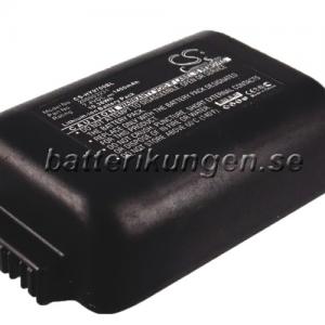 Batteri til Honeywell 9700 mfl - 1.400 mAh