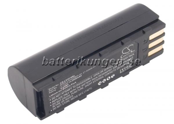 Batteri til Symbol LS3478 mfl - 2.600 mAh
