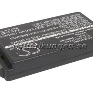 Batteri til Symbol MC3100 mfl - 2.500 mAh