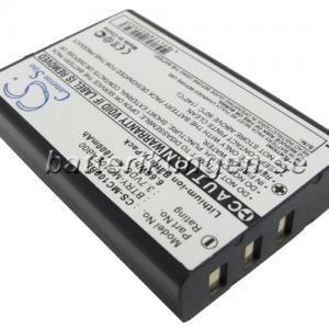 Batteri til Symbol MC1000 mfl - 1.800 mAh