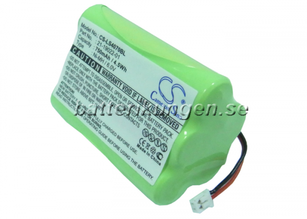 Batteri til Symbol LS4070 mfl - 750 mAh